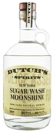 Dutchs Spirits Sugar Wash Moonshine